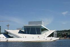 National Opera House in Oslo, Norway