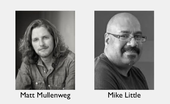 WordPress Founders - Matt Mullenweg & Mike Little