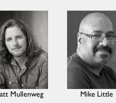 WordPress Founders / Matt Mullenweg and Mike Little