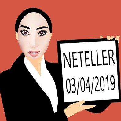 Neteller ID Verification w/ Photo & Date