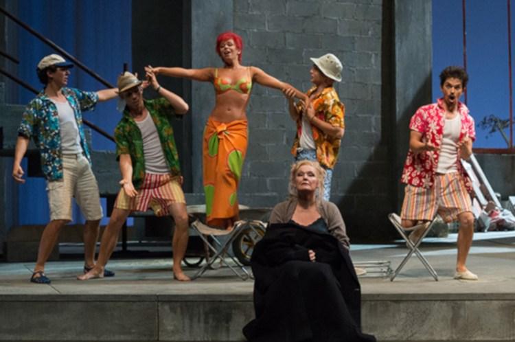 Ariane à Naxos, Opéra Garnier