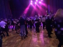 Der var gang i dansegulvet.