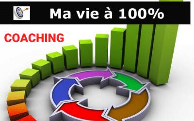Coaching individuel Ma Vie à 100%