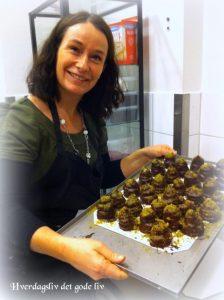 Juleshopping i København - og sjokolade - god sjokolade