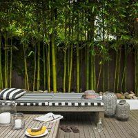 Lag lune og skjermede steder i hagen