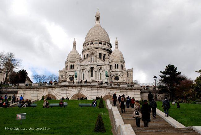 Reisetips – Sacré-Coeur – Mont Martre – Paris