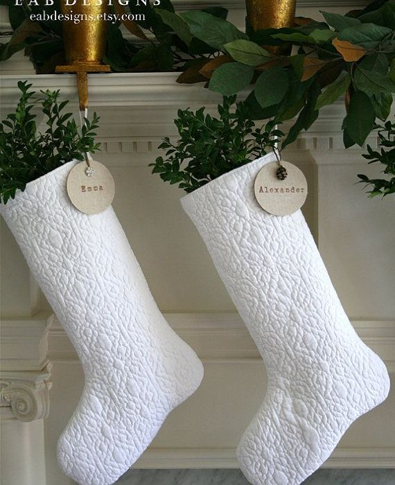 Julestrømper – snart kommer nissen og fyller julestrømpene