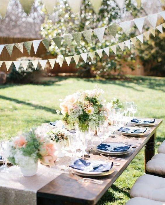 Sommerparty i hagen – 10 tips som gjør festen vellykket