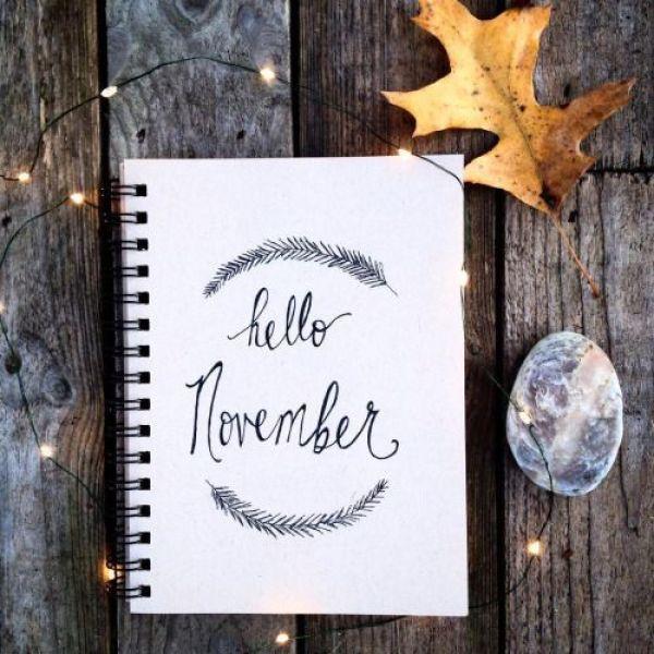 Velkommen november