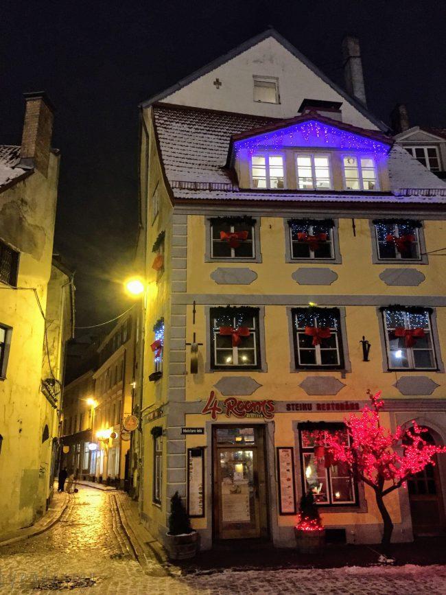 Opplev julemarked i Riga - det ga julestemning