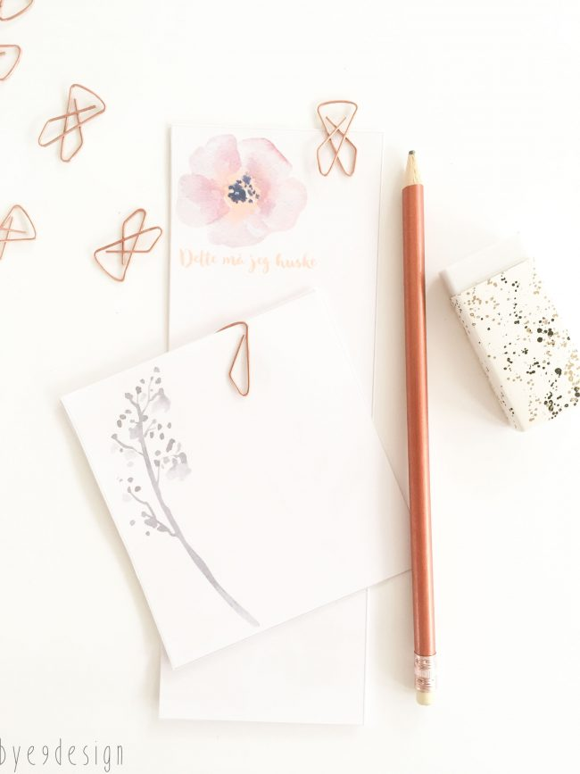 Lag din egen notatblokk