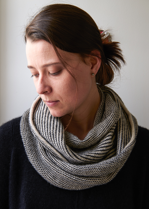Vakre strikkehalser og skjerf i ull