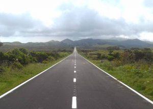 Açore - Pico - Route longitudinale - île - Bye bye Loukoum