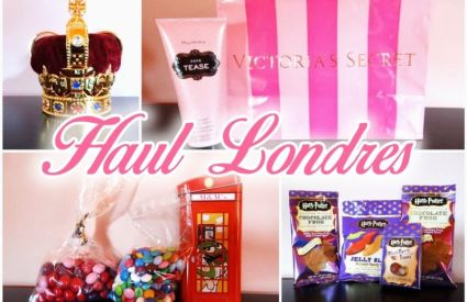 Haul Londres ღ HARRY POTTER ♦ VICTORIA'S SECRET ♦ M&M's WORLD….