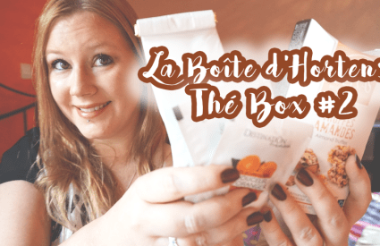 La Boîte d'Hortense : Box Thé #2