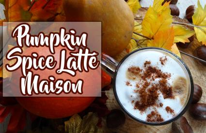 Pumpkin Spice Latte Maison : Ma recette facile