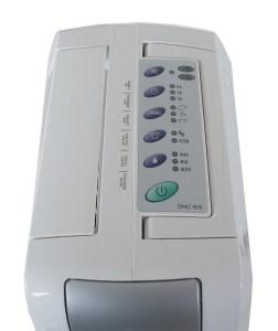 DeLonghi DNC65 dehumidifier control panel review