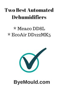 Two Best Automated Dehumidifiers Meaco EcoAir