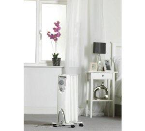 dimplex ofrc15c radiator heater electric oil free column rad