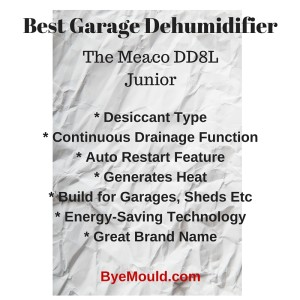 Best Garage Dehumidifier meaco dd8l junior top shed