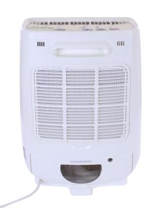 Meaco DD8L compact portable dehumidifier byemould humidistad control logic energy saving