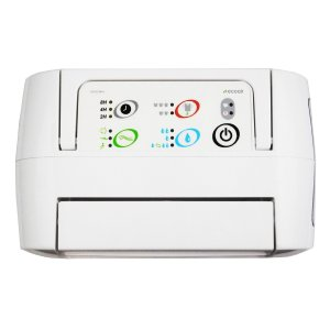Mini DD122 Ecoair dehumidifier control panel room home house