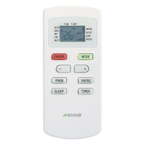 ecoair eco8p wireless remote control amazon byemould air conditioner cool 2016 best