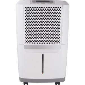 Frigidaire FAD504DWD Energy 50 PINT DEHUMIDIIFIER REVIEW BYEMOULD MOLD DAMP CONDENSATION