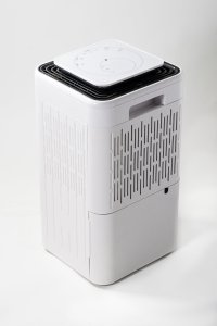 Portable Dehumidifier mould mildew mold damp property ioniser hay fever