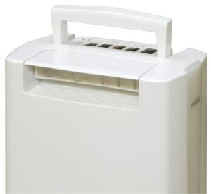 Toyotomi TDZ110 byemould dehumidifier review uk ireland condensation windows conservatory