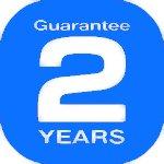 toyotomi tdz110 2 year warranty guarantee byemould