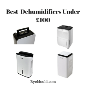 Best Dehumidifiers Under £100