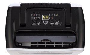 buy a dehumidifier led display control panel temperature humidity settings