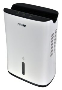 futura 2L compact portable mini dehumidifier byemould best buy under £100 review