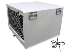 Ecor Pro DSR12 110L swimming pool warehouse industrial dehumidifiers commercial dehumidifier