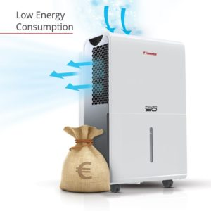 Inventor 50L dehumidifier dehmudifier low energy consumption save money