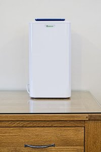 Meaco 12l AH dehumidifier review byemould mould mold humidity damp condensation small compact large display