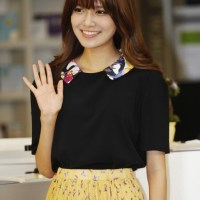 "Soyoung dan pemain ""The 3rd Hospital "" interview dalam majalah ""singels"""