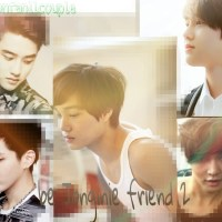 FF Trilogy : Be Jonginie Friend part 2