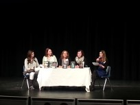 I got to share the stage with Elisa Nader, Elle Cosimano, Victoria Schwab, and Aimee Agresti