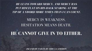 IslandOfExiles-MercyMeansDeath