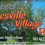 Village Park Entrance Sign