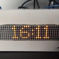 Projet ARDUINO ( Horloge avec notification )  - Partie 1