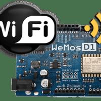 DIY Wemos ( ou ESP8266 ) WIFI et Serveur WEB