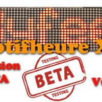 Notifheure XL : version beta en ligne