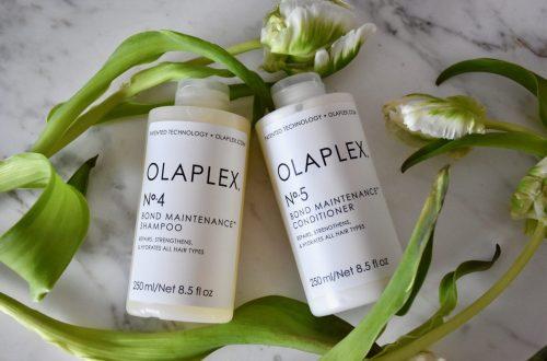 Olaplex shampoo en conditioner