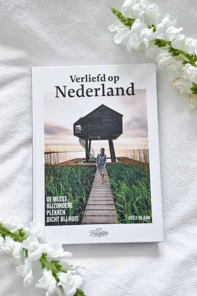 Staande foto boek Verliefd op Nederland