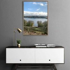 byFrank lake view plakat