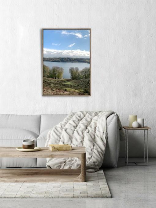 Lake view plakat byfrank