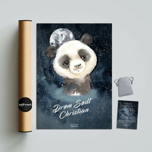 Panda drømmefanger fra byFrank